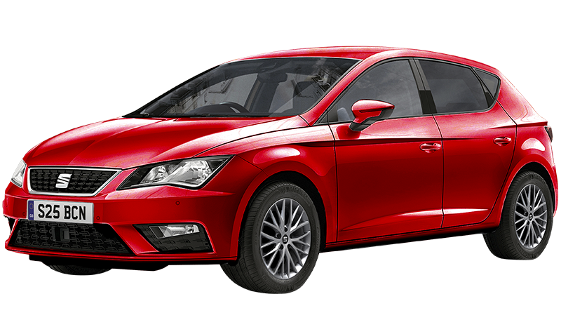 SEAT leon red