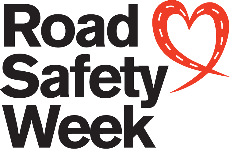 Road Safety Week logo